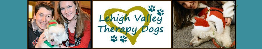 Lehigh Valley Therapy Dogs Members
